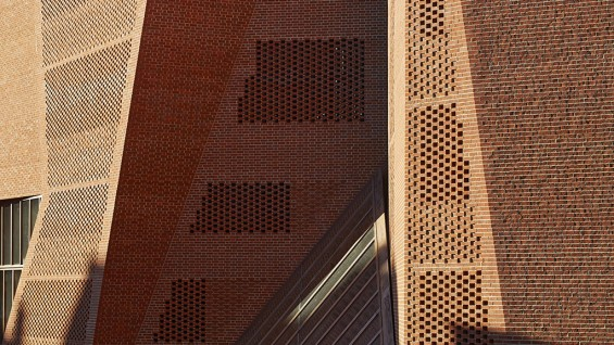 O'Donnell + Tuomey, LSE Saw Swee Hock Student Centre | copyright Dennis Gilbert