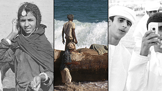 """From """"Three Views of Oman."""" For a photo gallery see at the bottom of the article."""