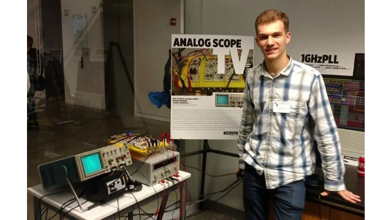 ANALOG SCOPE TV