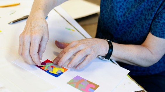Introduction to Color Theory A Workshop class in New York