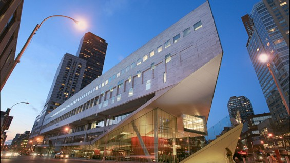 Alice Tully Hall; courtesy DS + R