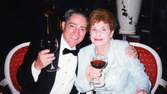 Marie and Vincent Morrone, EE '67