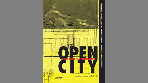 'Open City: Existential Urbanity' cover