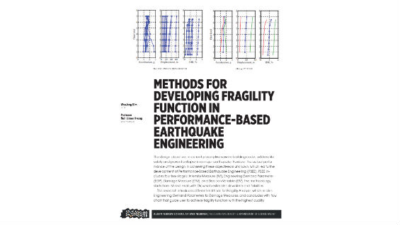 [STUDENT POSTER] METHODS FOR DEVELOPING FRAGILITY FUNCTION IN PERFORMANCE-BASED EARTHQUAKE ENGINEERING