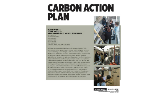 [STUDENT POSTER] CARBON ACTION PLAN