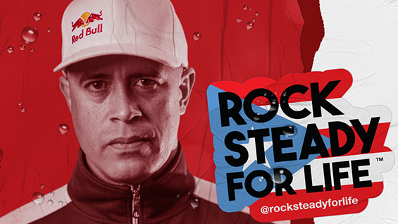 Rock Steady for Life flyer