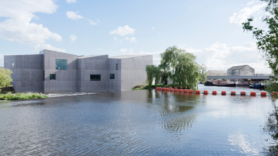 David Chipperfield Architects, The Hepworth Wakefield, West Yorkshire   copyright Iwan Baan