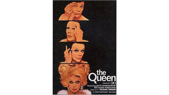 'The Queen' one-sheet