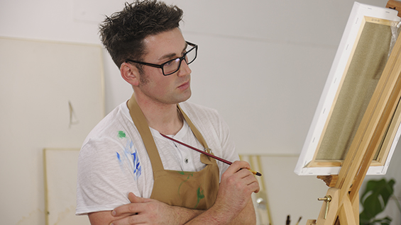 Watercolor and the Figure Drawing class in New York
