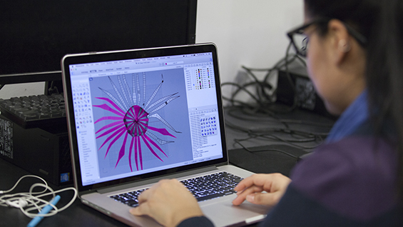 Modeling and Visualization class in NYC with Gabriel Munnich