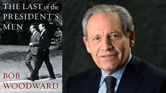 Photo of Bob Woodward by Richard Howard