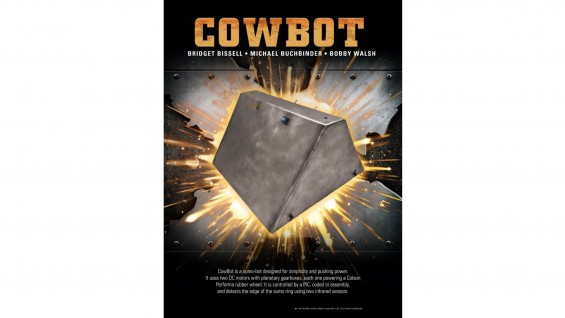 [STUDENT POSTER] COWBOT