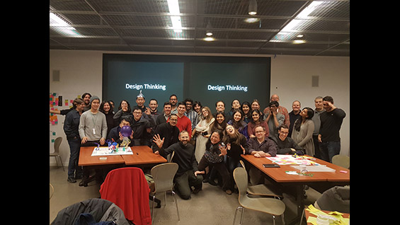 Boot campers know design is play