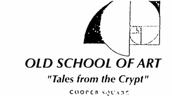 Old School of Art: Tales from the Crypt, Dylan Kraus, senior presentation
