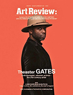 Art Review cover