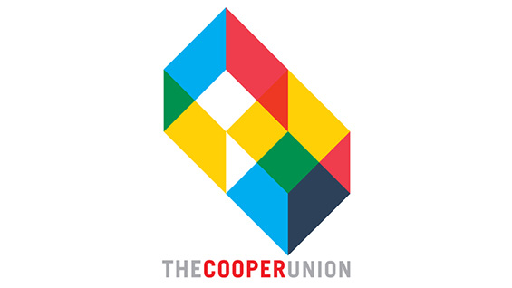 The Cooper Union logo. Design by Stephan Doyle