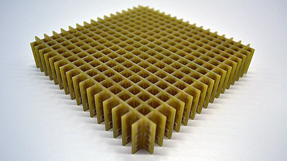 Marcus Michelen and Henry Kasen's metamaterial