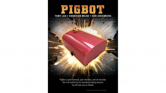 [STUDENT POSTER] PIGBOT