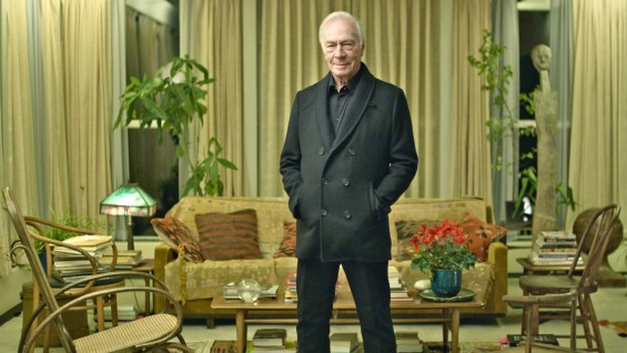 """Christopher Plummer in Mike Mills' (A'89) 2010 film, """"Beginners"""""""