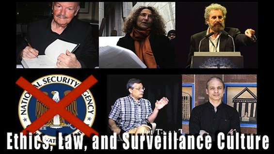 Ethics, Law and Surveillance Culture poster