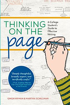 Thinking on the Page book jacket